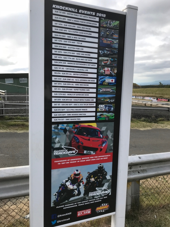 Information Board Signs