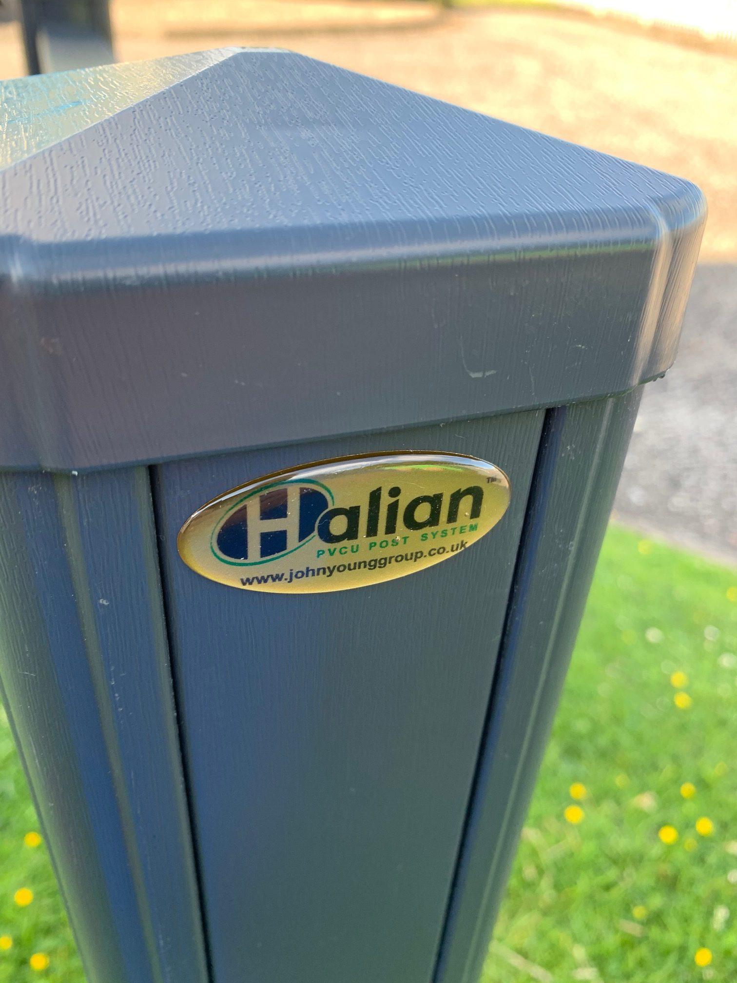 Halian uPVC Signage
