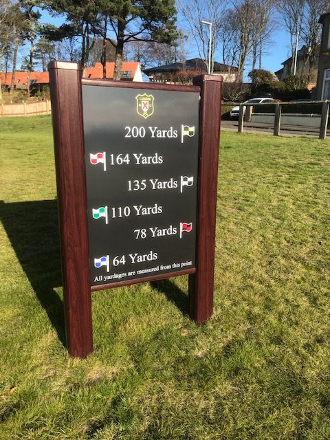 Golf Course Boards